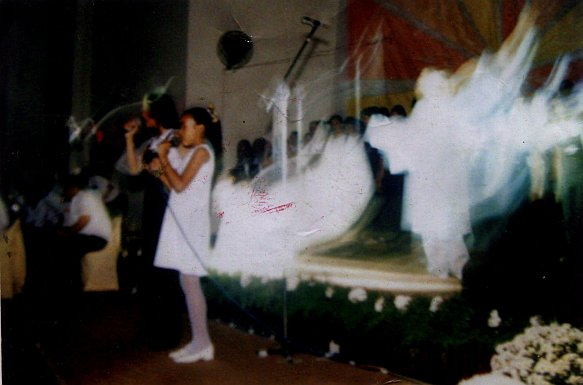 seria anjo fotos de fantasmas