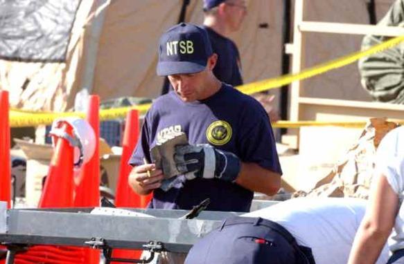 pgimeno agente NTSB fortianismo ceticismo