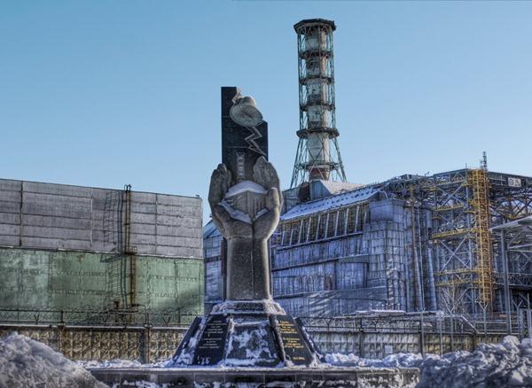 chernobyl monumento ciencia