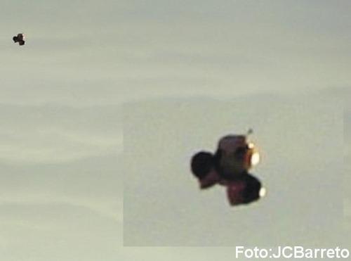 BARRETO3 ufologia imagens de ovnis