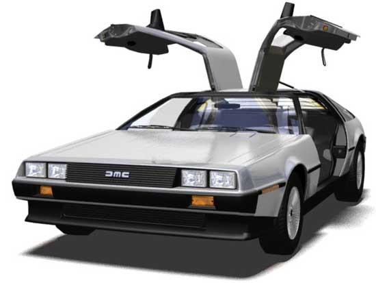 delorean fortianismo destaques ciencia ceticismo